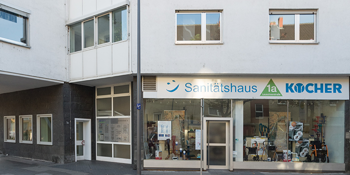 Sanitätshaus Kocher in Mannheim Käfertal - Sanitätshaus Kocher in ...
