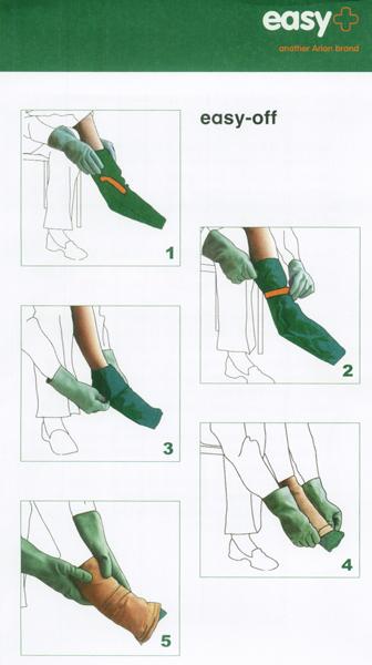 kompressionsstrümpfe anziehen mit anziehhilfe